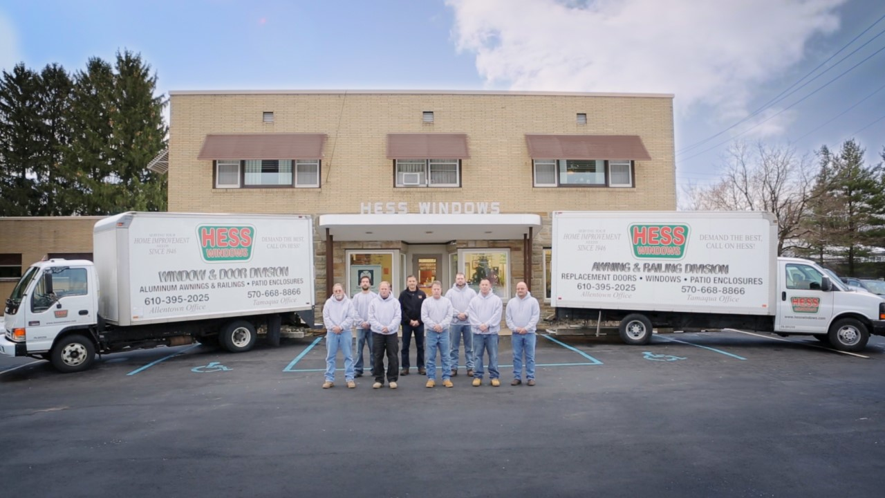 Hess Windows & Doors Staff Photo